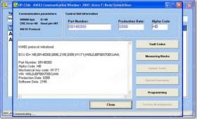 Op-com Διαγνωστικό Software