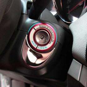 Διακοσμητικό Δαχτυλίδι Διακόπτη για Αυτοκίνητα Opel