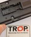 Κοντινή εικόνα 18 pin διακόπτη για φίσα - Φωτογραφία τραβηγμένη από TROP.gr
