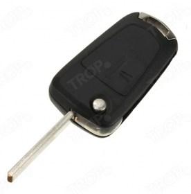 Καβούκι για κλειδιά με 2 πλήκτρα Opel Astra, Corsa και Zafira