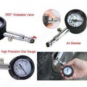 Μετρητής Πίεσης Ελαστικών Αυτοκινήτου