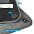 Υψηλής ποιότητας χοντρή αδιάβροχη μοκέτα, με κλιπς στήριξης και ρέλι - Φωτό TROP.gr