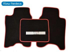 Σετ Πατάκια Honda Civic 8ης Γενιάς FN, FK, (Type R, Type S), πίσω - Φωτογραφία τραβηγμένη από TROP.gr