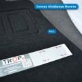 Χοντρή αδιάβροχη μοκέτα, ρέλι, σε χειροποίητα πατάκια για Mercedes Benz (A140, A150, A170, W168, W169) - TROP.gr