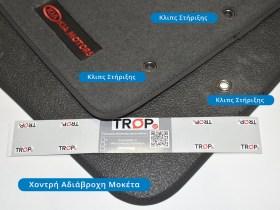 Σετ Πατάκια Αυτοκινήτου Μοκέτα Premium για KIA Stonic (Μοντ: 2017+)