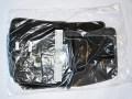 Συσκευασμένα πατάκια μαύρης premium μοκέτας για αυτοκίνητα Smart Forfour - Από το TROP.gr