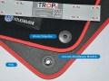 Τα κλιπσάκια στήριξης της μοκέτας στο δάπεδο του αυτοκινήτου - Φωτο TROP.gr
