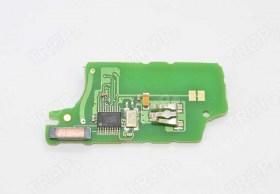 Ολόκληρο Κλειδί με Πλακέτα για Citroen C2 C3 C4 C5 με 3 Κουμπιά