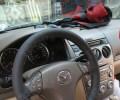 Το κάλυμμα τοποθετημένο σε Mazda 6