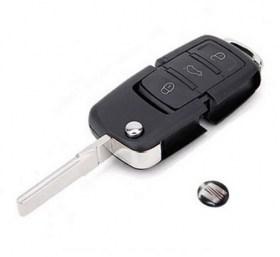 Κέλυφος για Κλειδί Seat Ibiza, Leon, Toledo και Altea με 3 Κουμπιά