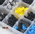 Κοντινή εικόνα σετ από 418 κλιπσάκια - Φωτογραφία τραβηγμένη από TROP.gr