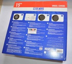 Τάσια Sparco Leggera Γκρι – Μαύρο 13,14,15 ιντσών – Συσκευασία - Φωτογραφία τραβηγμένη από TROP.gr