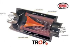 BMC Carbon Βαρελάκι Εισαγωγής, ροή αέρα – Κωδ: CDA70-130 και CDA85-150