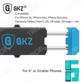 Ιδανική για συσκευές μικρότερες των 6 ιντσών όπως: iPhone 4,5,6 plus - Samsung S3, S4, S5, S6 – LG G3, G4, V10, G5 κ.α.