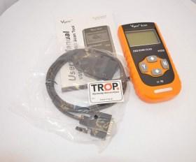 Περιεχόμενα συσκευασίας OBD2 Διαγνωστικού - Φωτογραφία τραβηγμένη από το TROP.gr