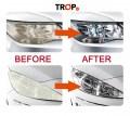 Πριν και μετά από τη χρήση του ΚΙΤ σε φανάρια αυτοκινήτου – Φωτογραφία από Trop.gr