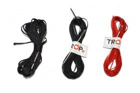 Διαθέσιμες Κλωστές: Απλή Μαύρη - Μαύρη Κέρινη - Κόκκινη Κέρινη Κλωστή