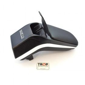 Sparco Υποβραχιόνιο (τεμπέλης - armrest) Universal, πίσω θήκη - TROP.gr
